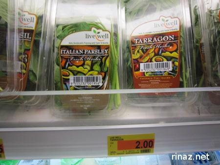 Italian Ingredients in Singapore