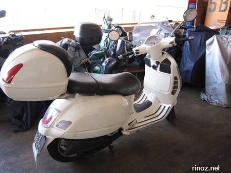Vespa / Scooter Engine Size? - Yahoo! Answers