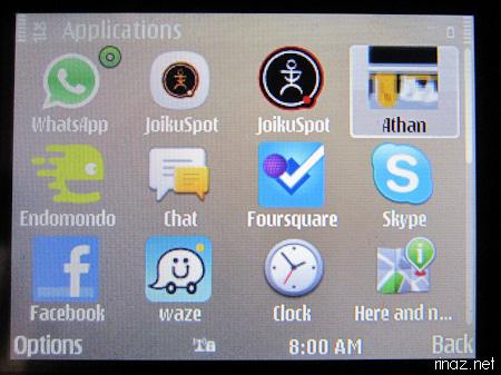Nokia E72 rinaz.net