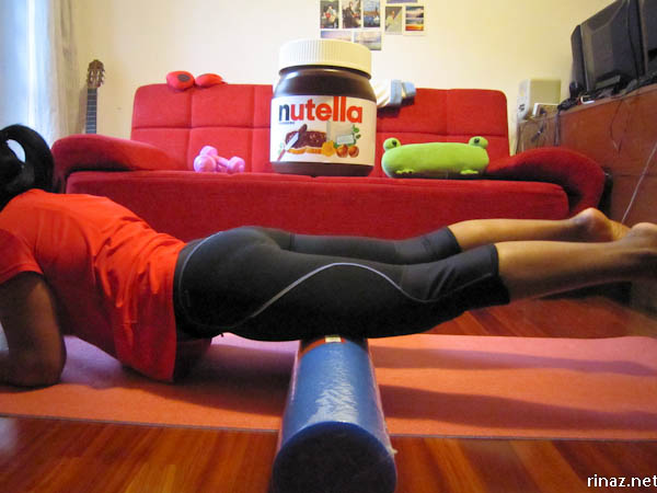 rinaz.net does foam rolling