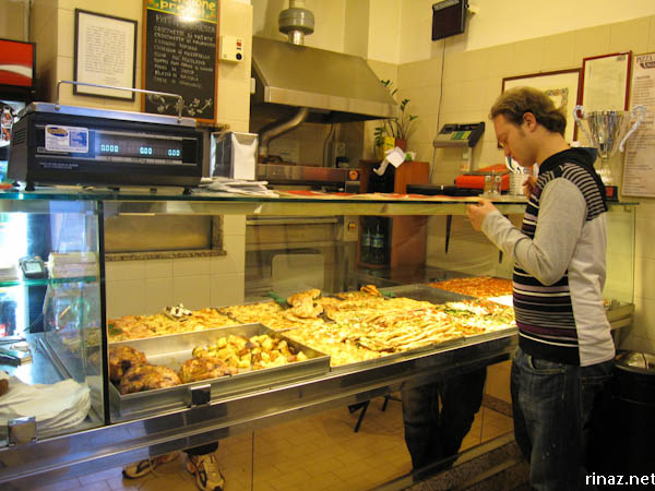 rinaz.net Pizza al taglio di Fattori Eligio