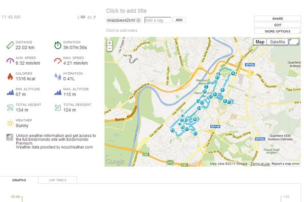 rinaz.net #rinazdoes42km Training
