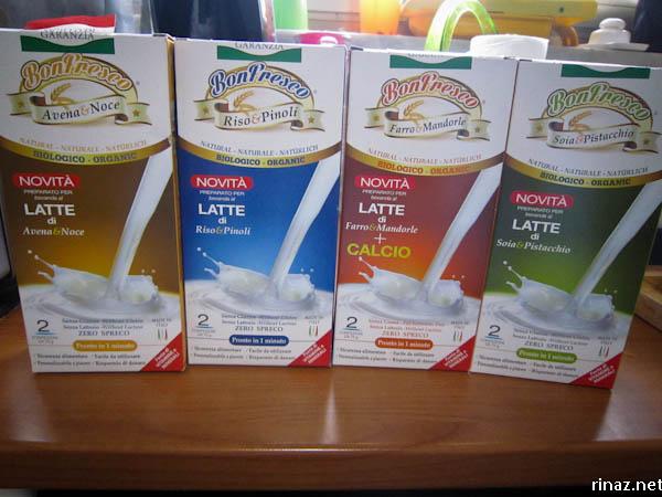 rinaz.net latte vegetale