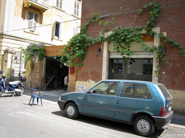 rinaz.net La Fraschetta di Mastro Giorgio