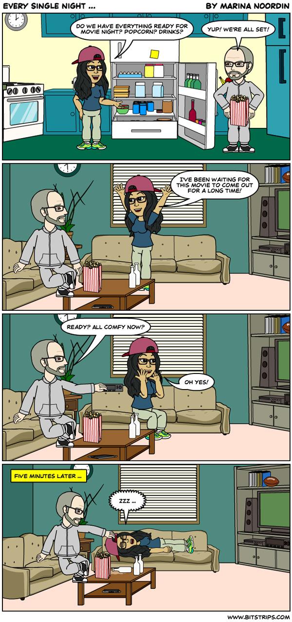 rinaz.net Bitstrips Comic maker online