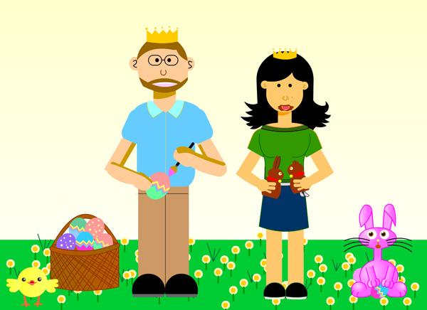 rinaz.net Easter Pasqua