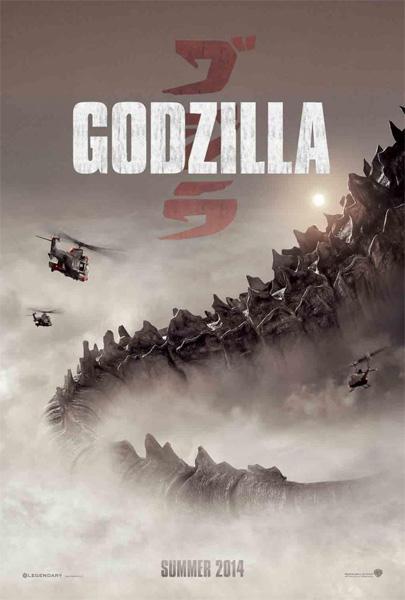 Godzilla @ Festa del Cinema 2014