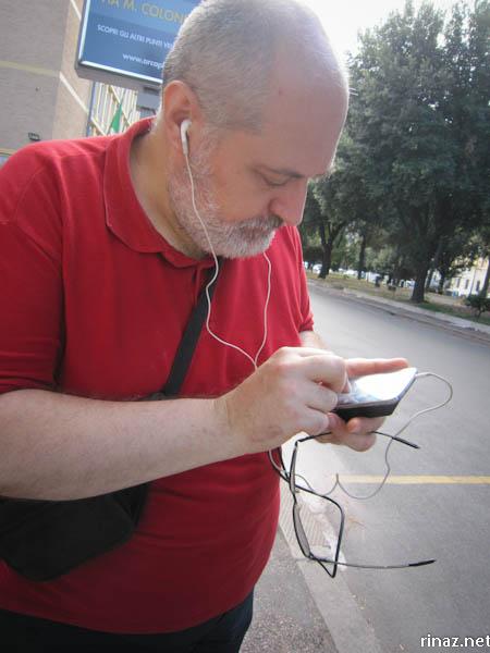 rinaz.net Ingress Rome #caputmundi