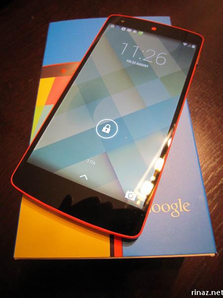 rinaz.net LG Nexus 5