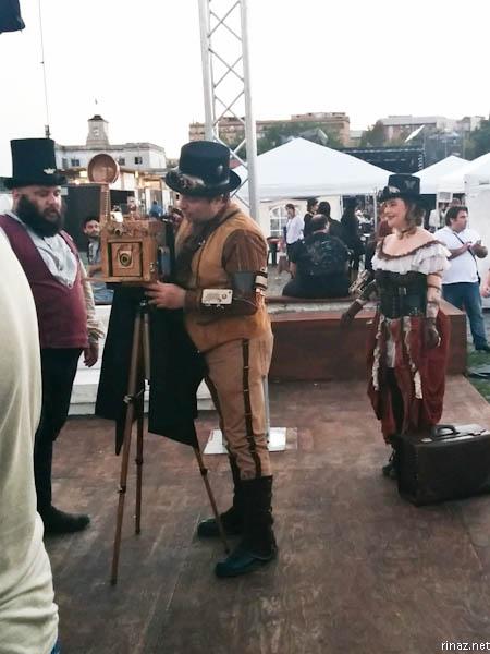 rinaz.net Steamfest Roma 2014