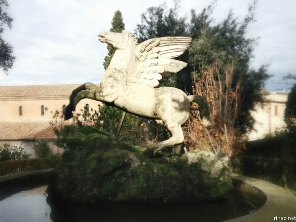 rinaz.net Villa D'este, Tivoli
