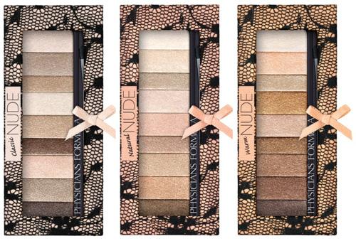 Physicians Formula Shimmer Strips Nude Palette