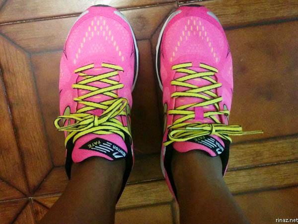 rinaz.net Newtons Running Shoes Pop