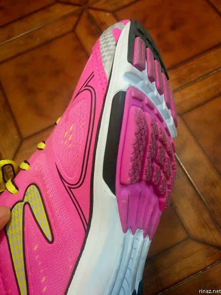 rinaz.net Newtons Running Shoes Pop