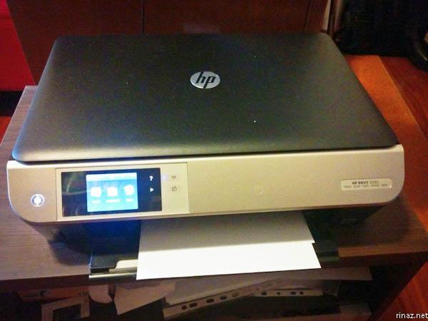 rinaz.net Printer
