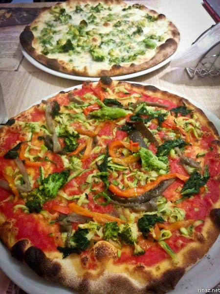 rinaz.net Pizza Ortolana