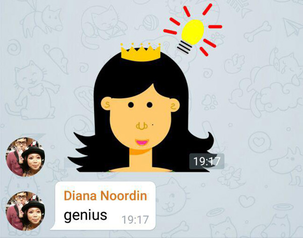 rinaz.net Toons Telegram Sticker Pack