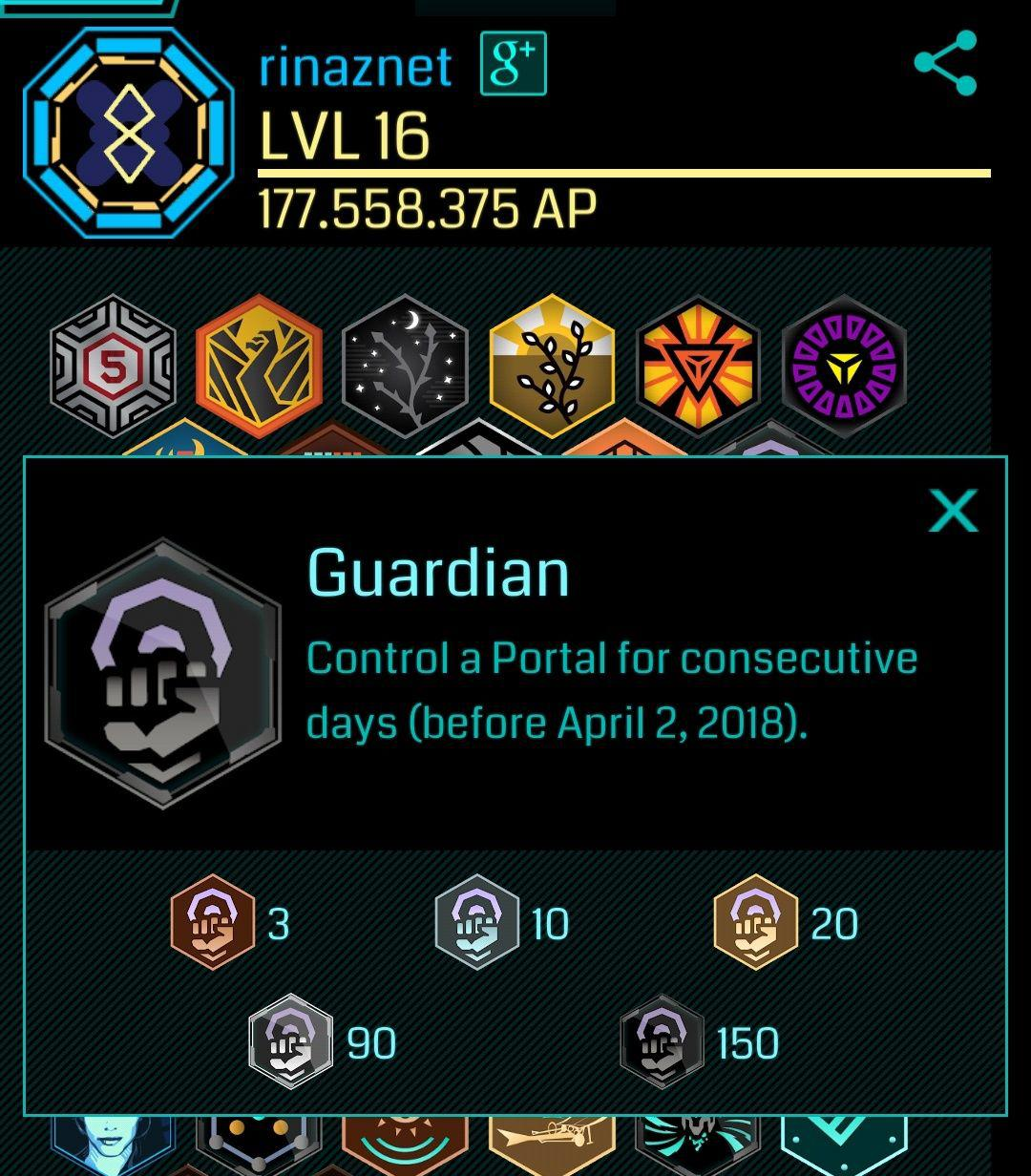 rinaz.net Ingress Guardian Onyx