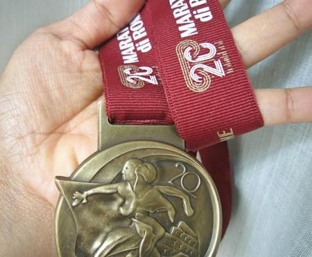I am now a marathoner